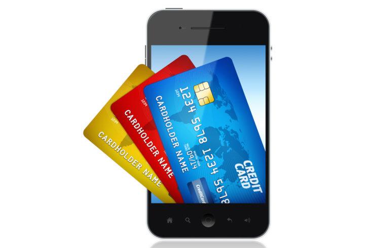 kontokredit kopplat till digitalt kreditkort